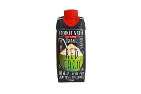 REDCOCO BIO kokosová voda 330 ml