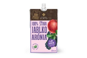 Jablko - Arónia šťava 250 ml