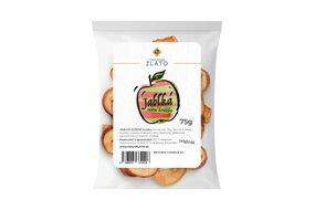 Sušené jablká, chipsy 75 g