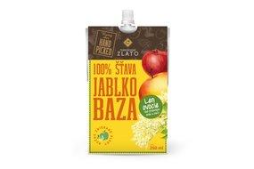 Jablko-bazová šťava 250 ml