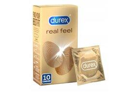 Durex Real Feel kondómy 10 ks