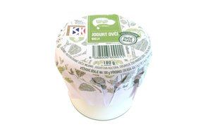Jogurt ovčí biely 180 ml