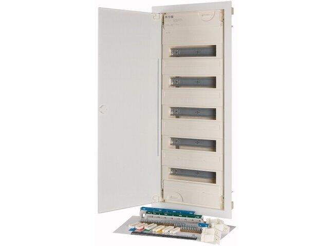Skrinka  60M p.o. IP30 KLV-60UPS-F biela o.č. 000302414