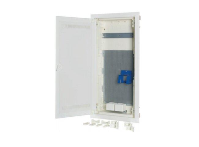 Skrinka  48M p.o. IP30 KLV-48UPM-W-F biela WIFI dvere o.č. 000302545