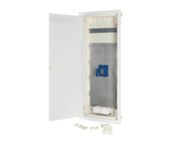 Skrinka  60M p.o. IP30 KLV-60UPM-F biela o.č. 000302418
