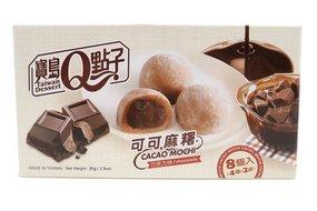 Mochi Ryžové koláčiky Kakao-Čokoláda 80 g 172-1