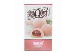 Mochi Ryžové šťavnaté koláčiky Jahoda 104 g 142-3