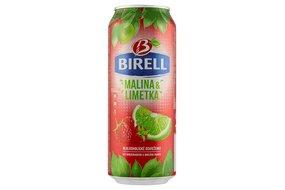 Pivo Birell nealkoholické Malina & Limetka 500 ml