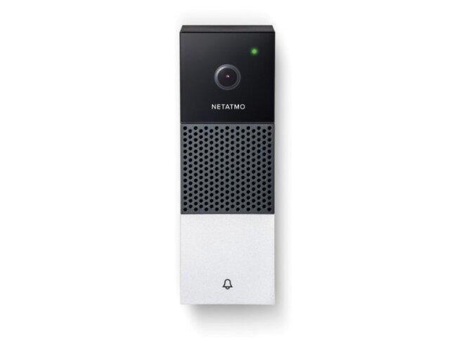 NetatmoPro zvonček doorbell s kamerou + WIFI NDB-PRO
