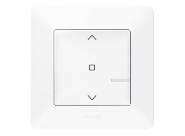 Valena Life Netatmo spínač žalúziový biely SMART 752190