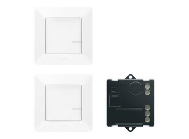 Valena Life Netatmo balík 1x mikromodul+ č.6 biely 752150