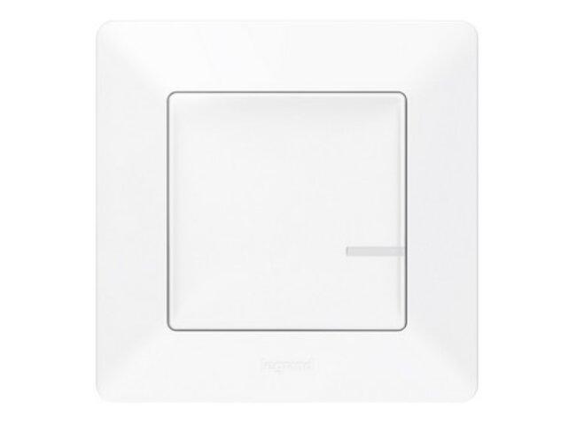 Valena Life Netatmo spínač č.1 bezdrôtový biely 752185