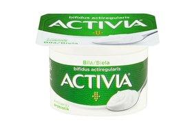 Activia jogurt biely chladený 120 g