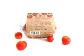 Domáce BIO Cherry paradajky sugar grape 250 g, Zlatý Hyľ